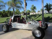 2006 Dunebuggy Custom and 2010 Chenelworth Trailer in