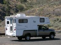Slides: 1 Eagle Cap Truck Camper, Model 1050 -