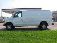 Options Included: N/AAS CLEAN OF A CARGO VAN AS YOU