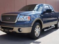 This F150 Lariat, as you can see in the pictures, looks