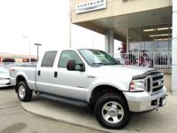 Options:  2006 Ford Super Duty F-250|Silver/Gray|V8