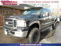 Lifted - Powerstroke Diesel - Brand New 35 inch Tires -