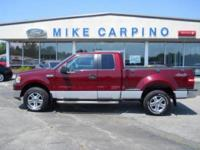 Options Included: N/A2006 Ford F150 Ext Cab XLT