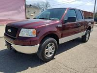 Looking for a clean Ford F150 XLT super cab 4x4??? Then