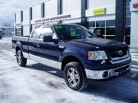 Auto. 2006 Ford F150 Supercab 4x4 XLT All Power. 4x4.