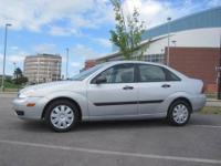 4 Door, Automatic Transmission, Front Wheel Drive, Air