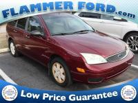 2006 Ford Focus Infra Red Clearcoat **ONE OWNER**,