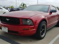 This 2006 Ford Mustang Deluxe is proudly offered by