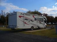 2006 Four Winds Fun Mover Toyhauler 31' Class C great