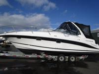POWERED WITH TWIN VOLVO PENTA 5.7 GI & DUO PROPS, 462