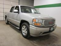 2006 GMC 1500 4WD 6.0 Liter Automatic Short Bed Crew