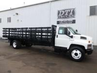 Flatbed Trucks For Sale In Colorado. Front Axle 19 000
