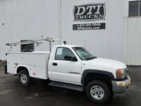 CNG Service Truck For Sale In Colorado. Good Running