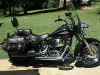 2006 Harley Davidson Heritage Softail Classic Low