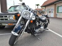 This is my 2006 Harley Davidson Softail Deluxe --