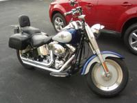 2006 Harley Fatboy. this bike is in excellent shape and