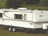 2006 Hi-Lo Trip Trailer. Bought New in 2008. 27 feet