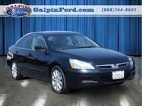 2006 Honda Accord 4dr Car EX-L V6 with NAVI Our