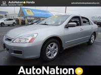 This 2006 Honda Accord LX SE is happily provided by