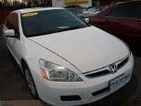 This 2006 Honda Accord is a terrific vehicle to drive.