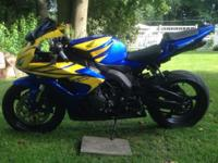 Up for sale is my Honda CBR 1000rr. Its in excellent