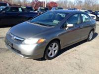 2006 honda civic ex, 4 door sedan, peppy and economical