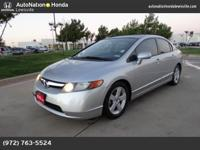 This 2006 Honda Civic Sdn EX is happily offered by