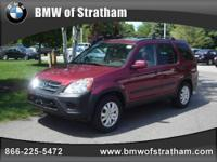 2006 HONDA CR-V SUV 4WD EX AT Our Location is: BMW of