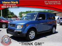 This Chevrolet Honda Element is on Clearance Sale NOW