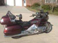 2006 Honda GL18HP6 Goldwing. 2006 Honda GL18HP6