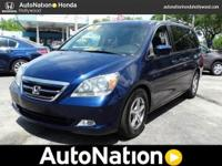 This 2006 Honda Odyssey is offered to you for sale by