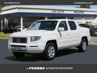 BUY WITH CONFIDENCE! CARFAX 1-Owner Ridgeline and