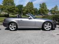 This is a Honda S2000 for sale by Midwestern Auto