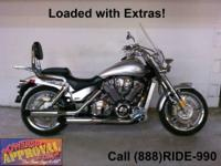 2006 Honda VTX1800R3 - Loaded with extras and under