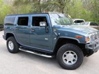 You would be hard pressed to find a nicer Hummer H2