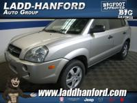 Options Included: N/ATucson GL, 4D Sport Utility, 2.0L,