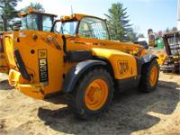 2006 JCB 535-140 JCB 535-140 VERY GOOD CONDITION 45'