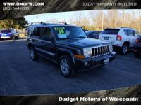 Nice low mileage Jeep with 3rd row seating! Includes