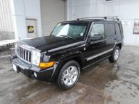 This 2006 Jeep Commander Limited is offered to you for