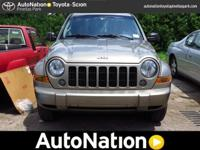 This 2006 Jeep Liberty Sport is offered solely by