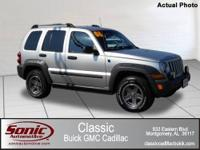 Low Mileage 2006 Jeep Liberty with the Renegade Trim