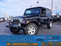 2006 Jeep Wrangler SUV 4X4 Unlimited Our Location is: