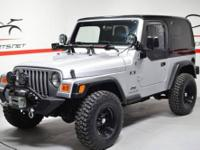 2006 Jeep Wrangler X Sport We just got this Jeep