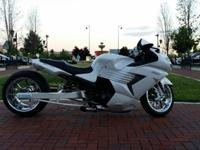 2006 KAWASAKI ZX14R SICK ONE OF A KIND TON OF EXTRAS