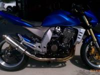 I currently have a 2006 Kawasaki Z-1000 for sale. This