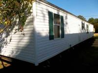 2006 Lexington Mobile Home Park Model Sale Sale 14x64