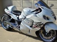 For sale is my 2006 Limited Edition Suzuki Hayabusa.