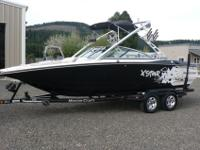 Arguably the best wakeboard boat on the market! The
