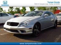 2006 Mercedes-Benz CLS-Class Base CLS500 4dr Coupe