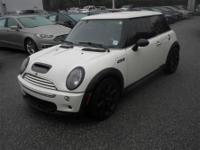 Thanks for taking the time to check out our 2006 Cooper